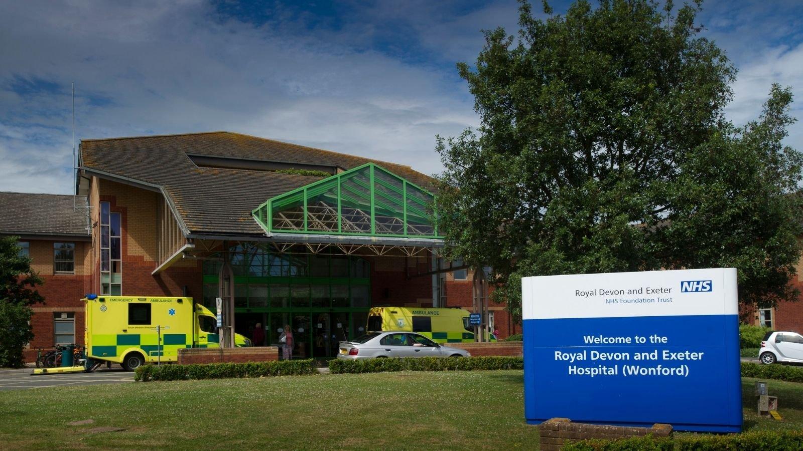 Devon and exeter hospital