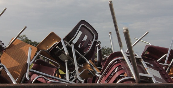 School Chairs in Dumpster preview.jpg