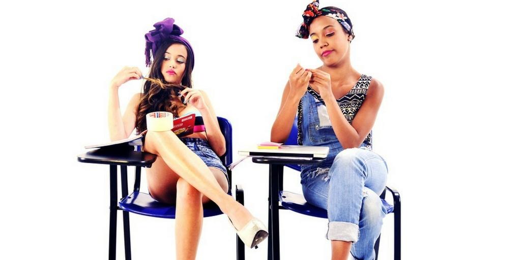bored ladies