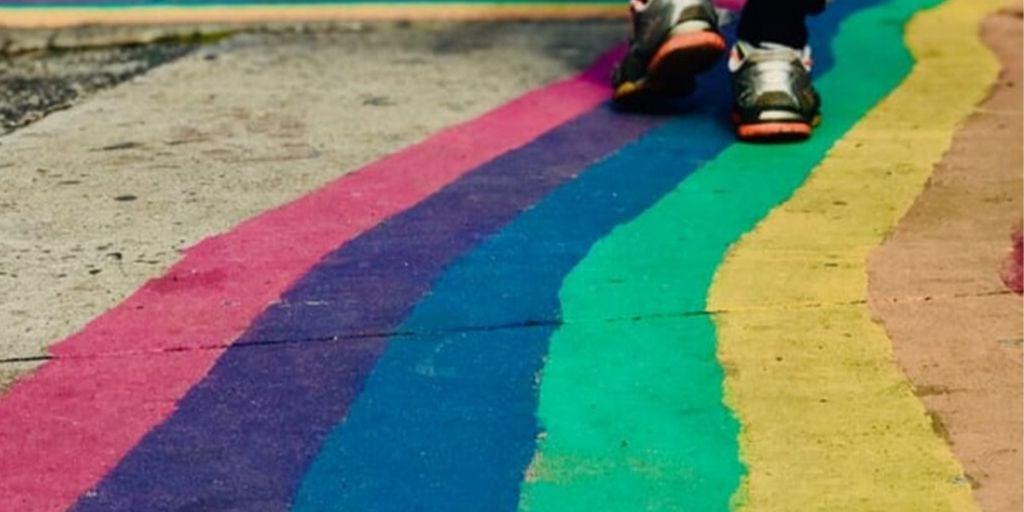 colour path