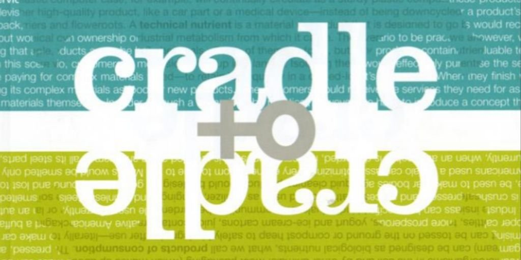 cradle to cradel book cover