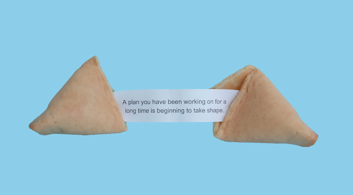 fortune cookie mentor