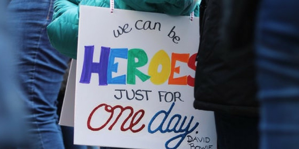 heros one day