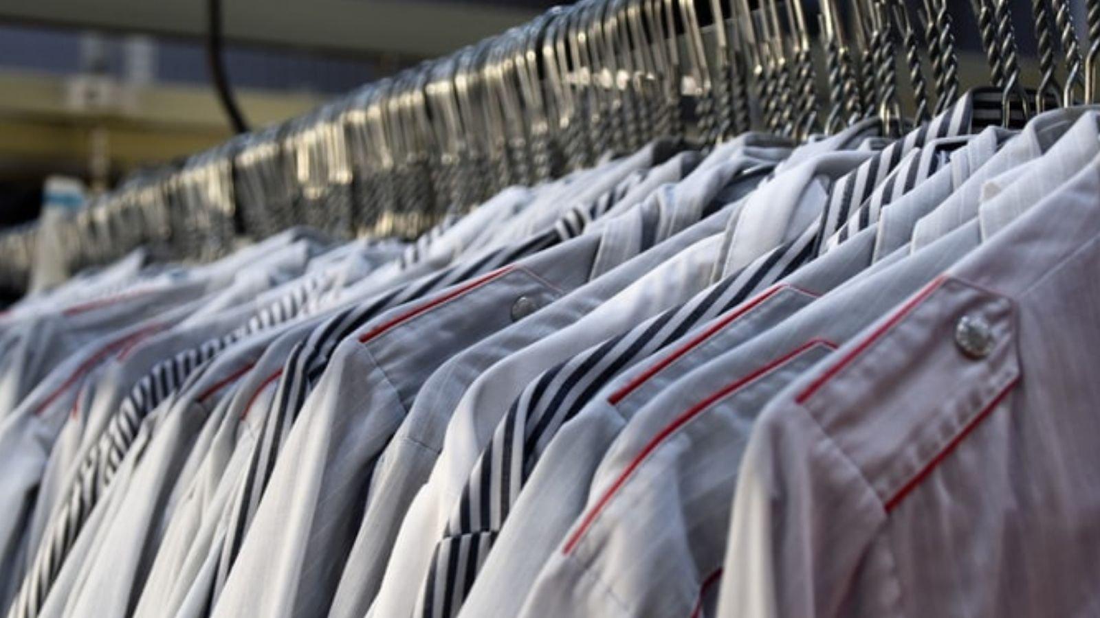 reusing clothes