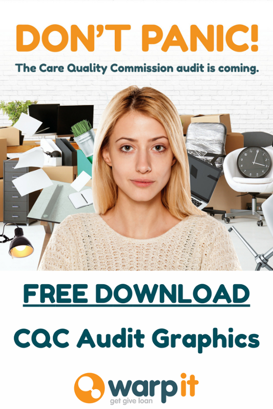 cqc audit support materials graphics