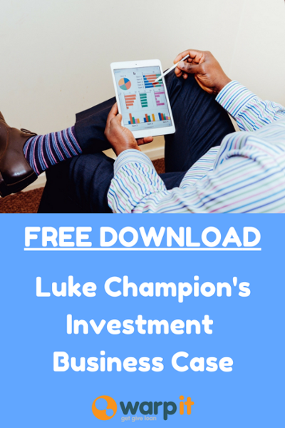 luke champion investment business case