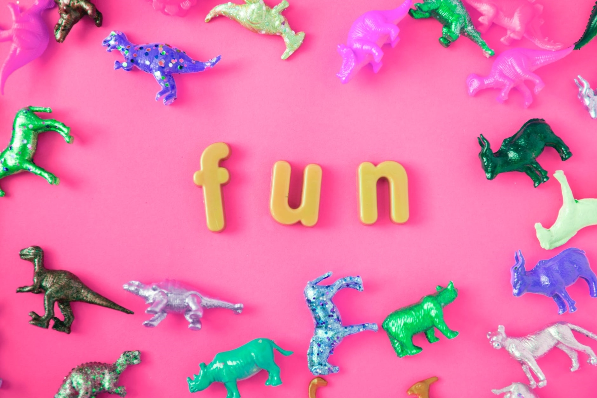 Tips and tools on having fun!
