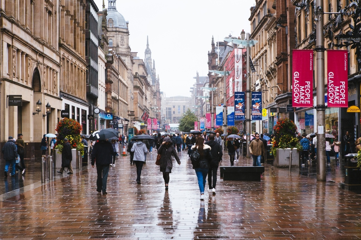 Ideas For Success: The Glasgow Asset Share Group